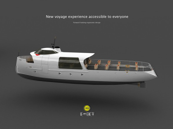 New Voyage Experience Accessible to Everyone1