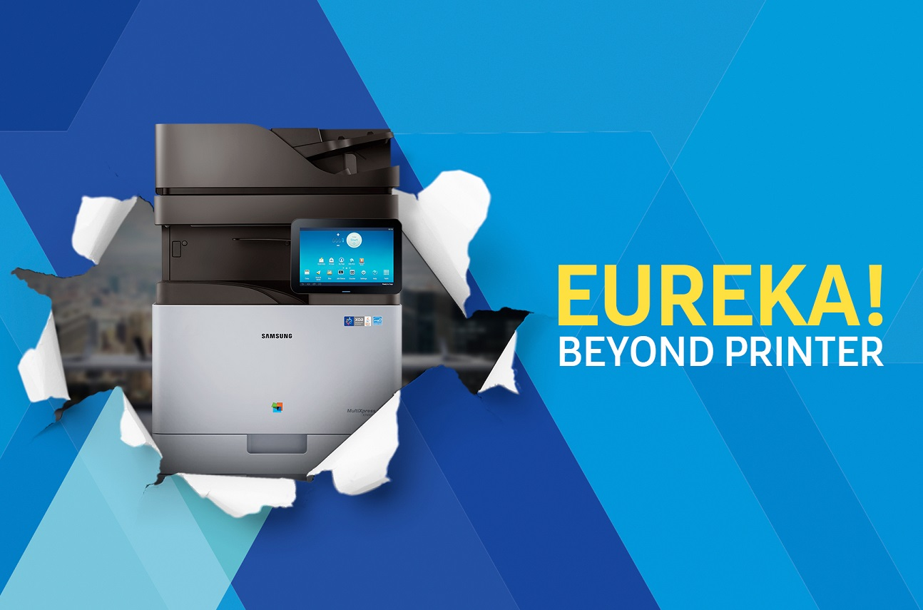 Samsung Printing Solutions Launches Smart UX Center Online Event
