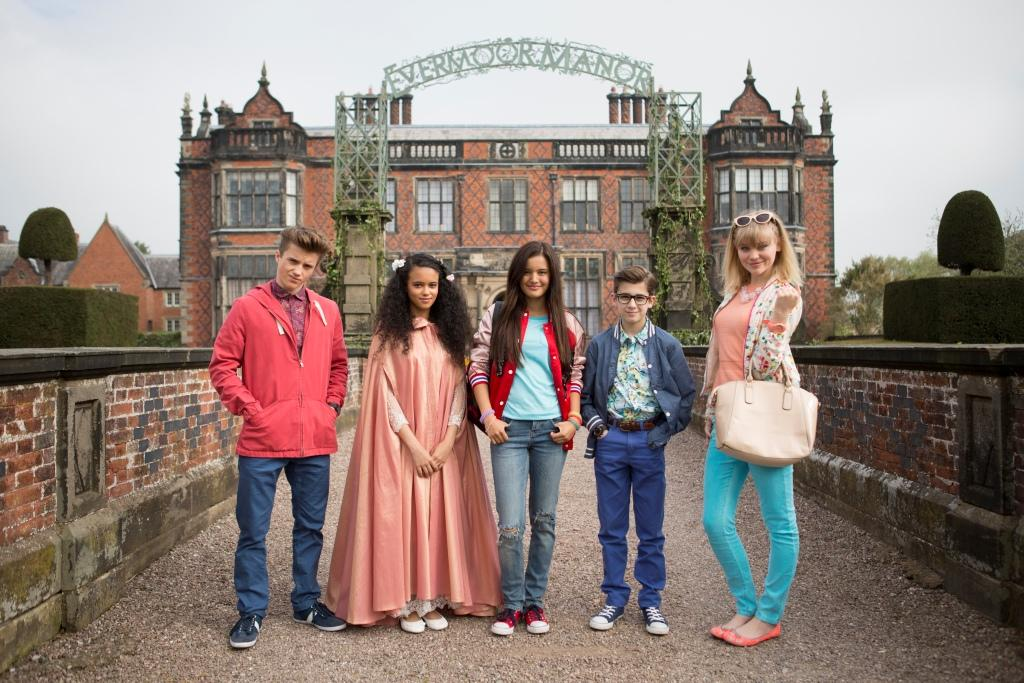 First Day Of Filming For Disney Channel's Evermoor