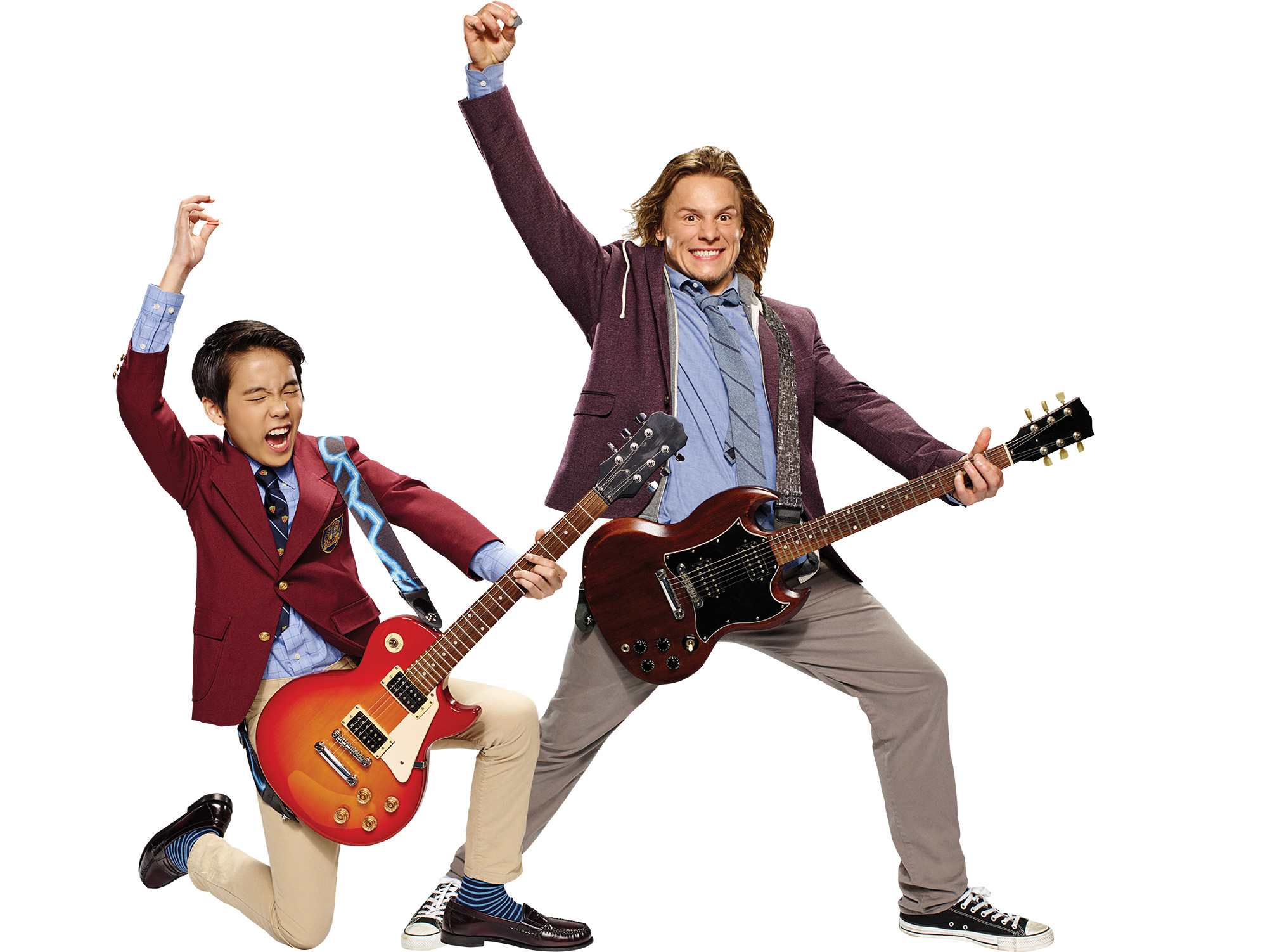 SCHOOL OF ROCK SEASON 1 GALLERY