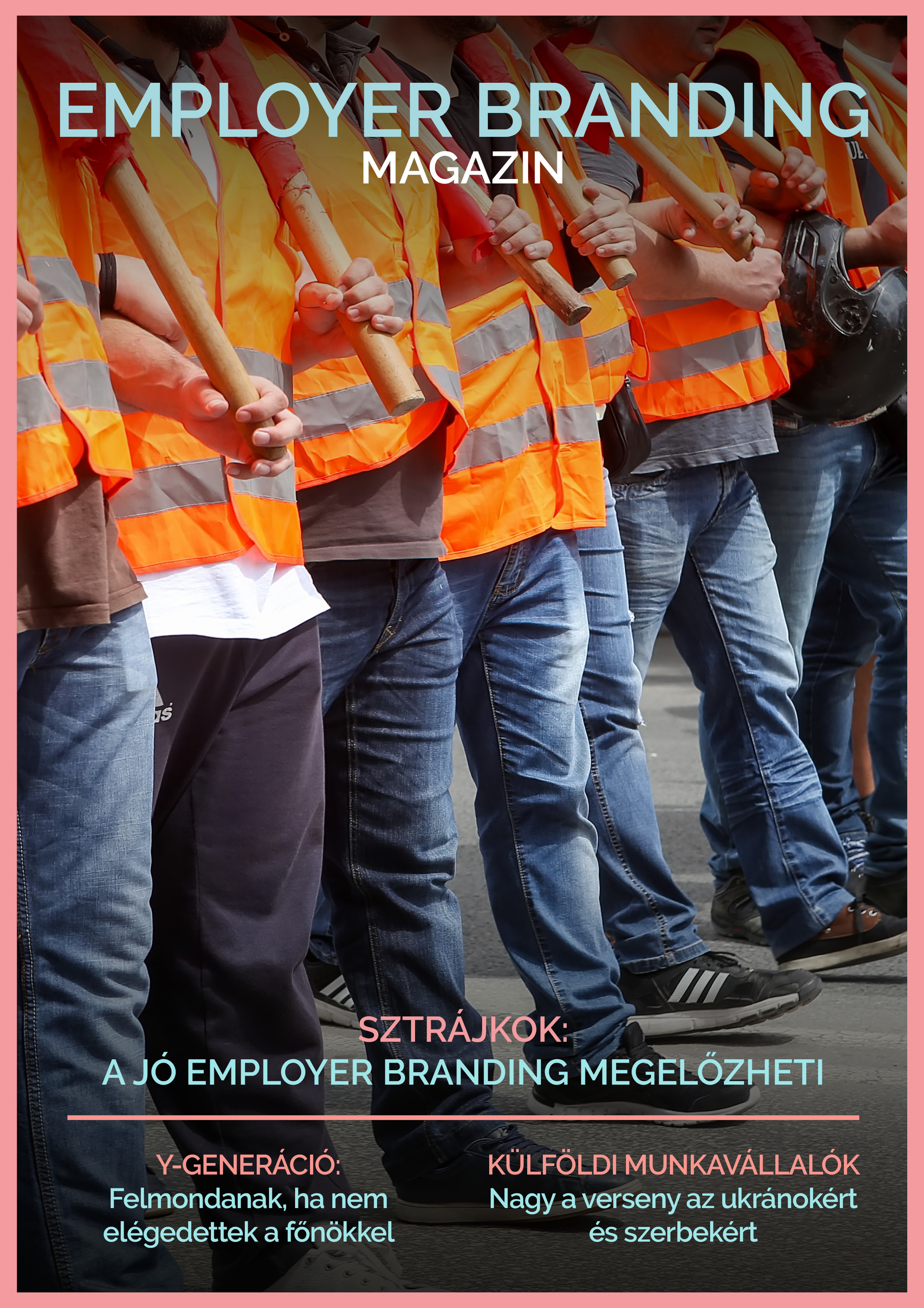 190813 Employer branding magazin COVER