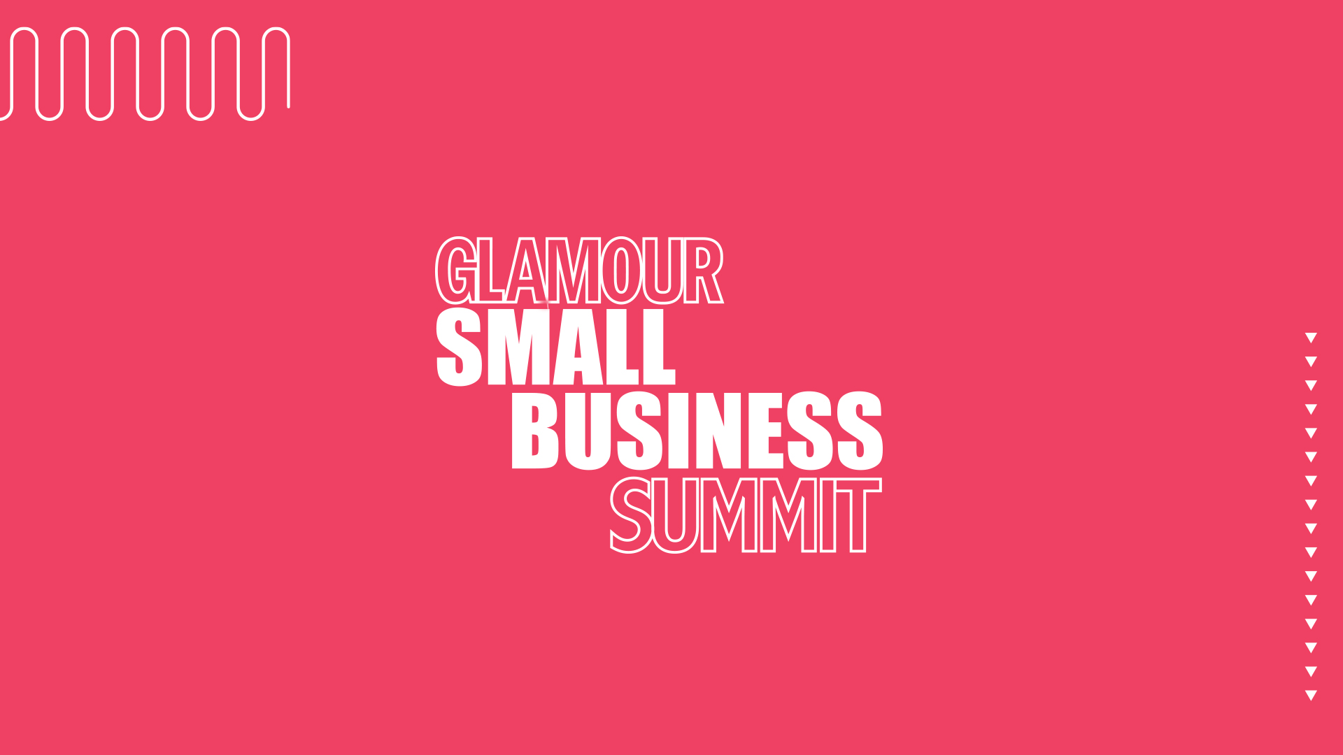 Glamour Small Business Summit_1