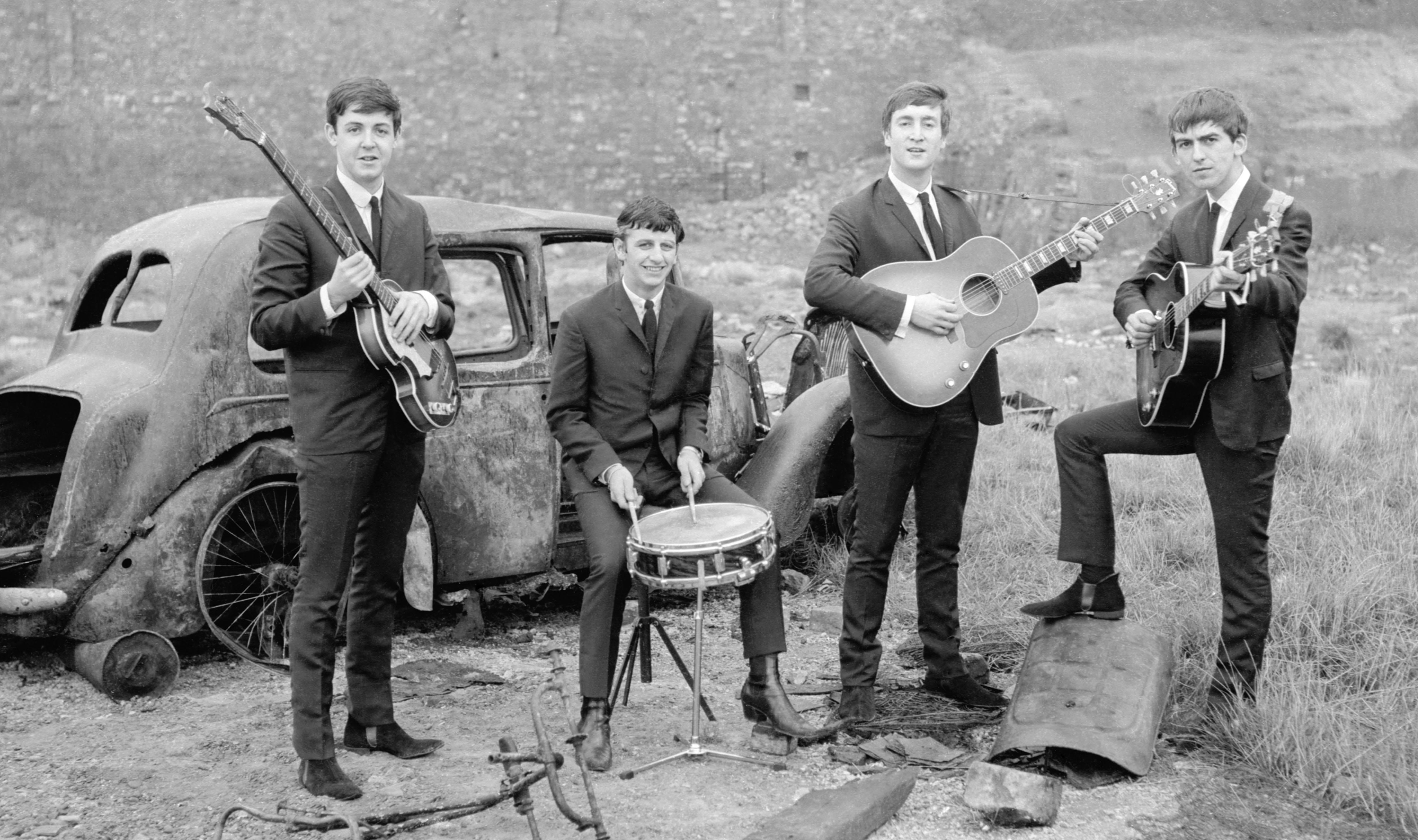 young-beatles
