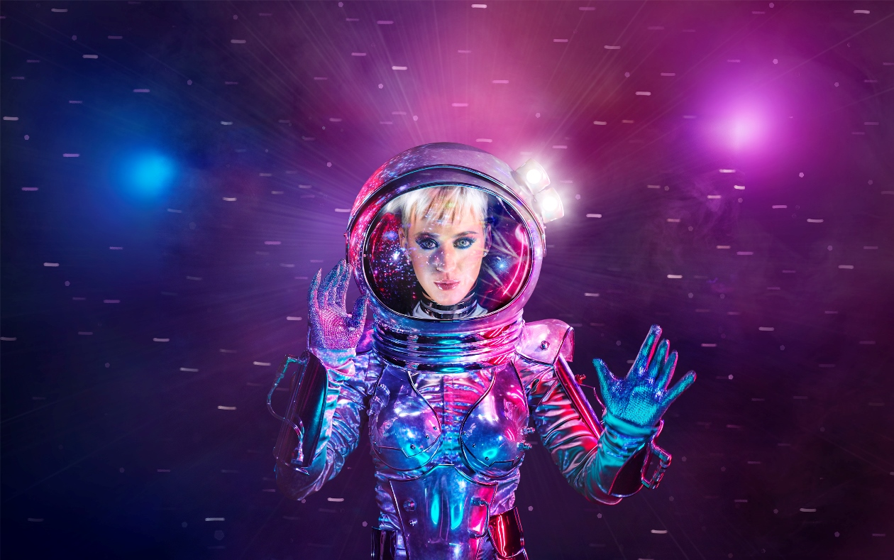 Katy Perry Host Image 2017
